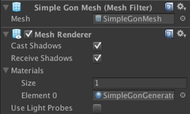 pmjo's Simple Gon Generator for Unity